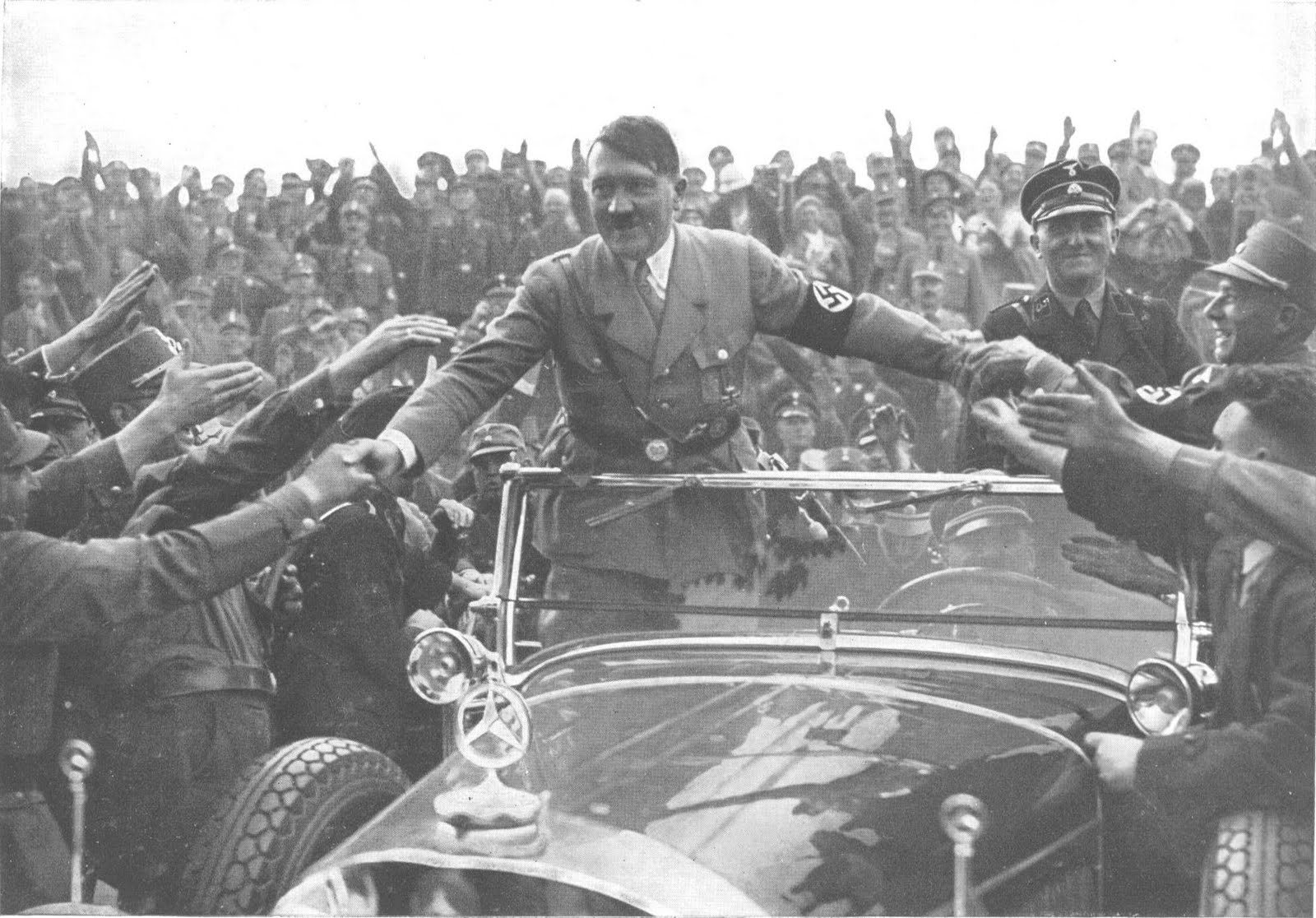 how and why was hitler able Why were dictators like hitler able to gain so much power in the years before world war 2 hitler was very smart for one thing and he gave the people of austria and.