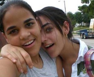 Amina and Sarah - These sisters were raped and murdered by their Muslim father.