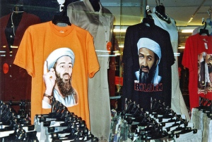 Osama Bin Laden is a HERO in the Muslim world.